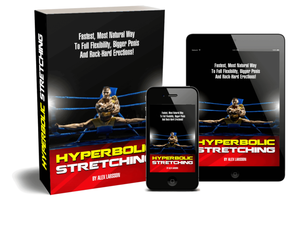 Hyperbolic Stretching for Men Books